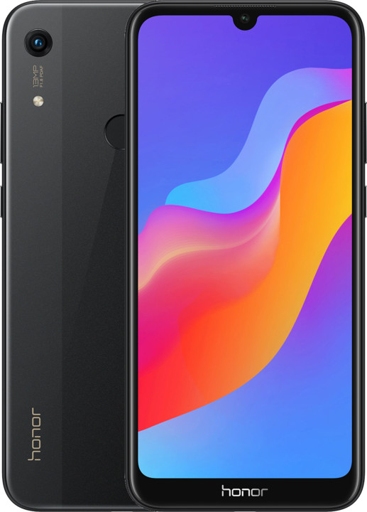 Honor 8A, 3GB/64GB, Black