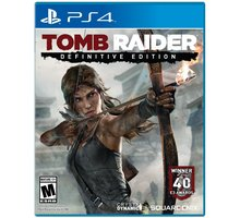 Tomb Raider: Definitive Edition (PS4) - 5021290060876