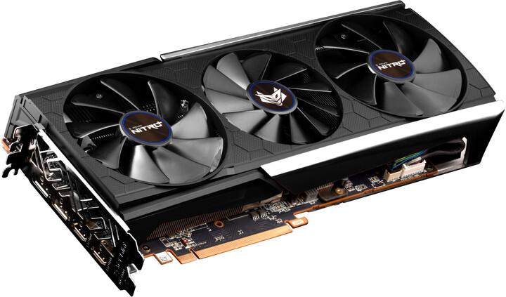 Sapphire Radeon NITRO+ RX 5700 XT 8G, 8GB GDDR6