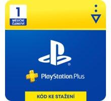 PlayStation Plus 1-měsíční členství - elektronicky - SCEE-XX-S0041439