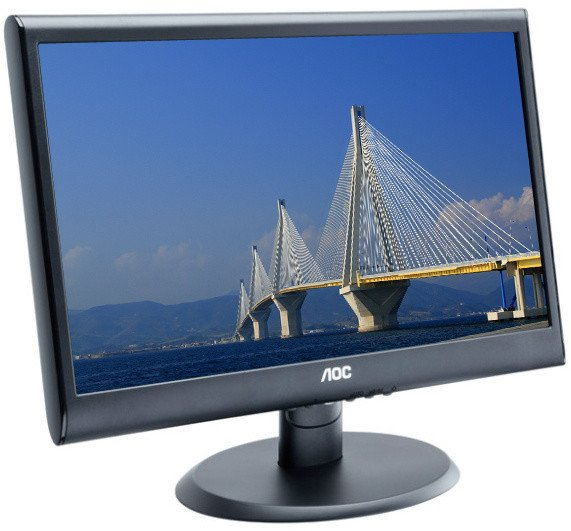 """AOC e950Swda - LED monitor 19"""""""