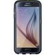Tech21 zadní kryt Evo Check pro Galaxy S6, černokouřová