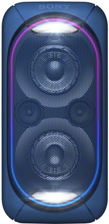 Sony GTK-XB60, modrá