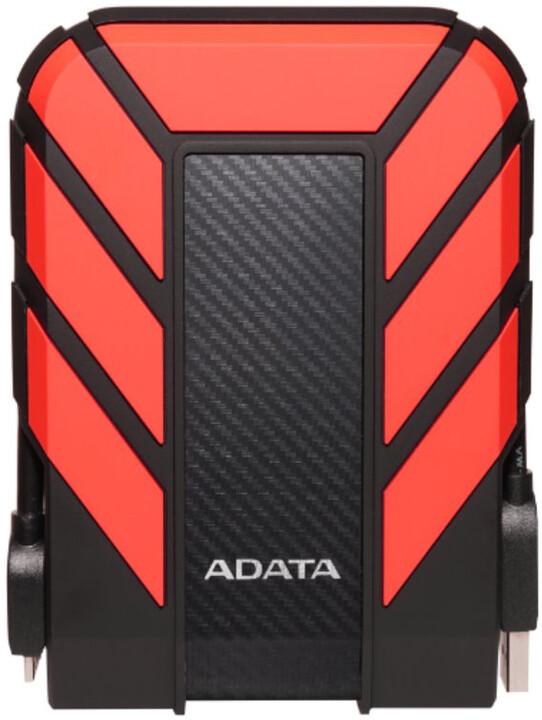 ADATA HD710 Pro, USB3.1 - 3TB, červený