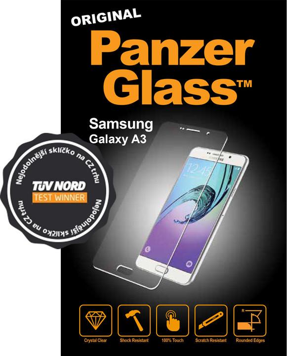 PanzerGlass ochranné sklo na displej pro Samsung Galaxy A3 (2016)