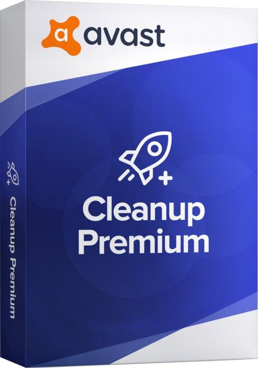 Avast CleanUp Premium - 10 zařízení, 24 měsíců