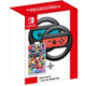 Mario Kart 8 Deluxe (SWITCH) + Joy-Con Wheel Pair