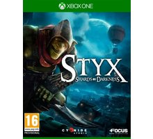 Styx: Shards of Darkness (Xbox ONE) - 3512899116351