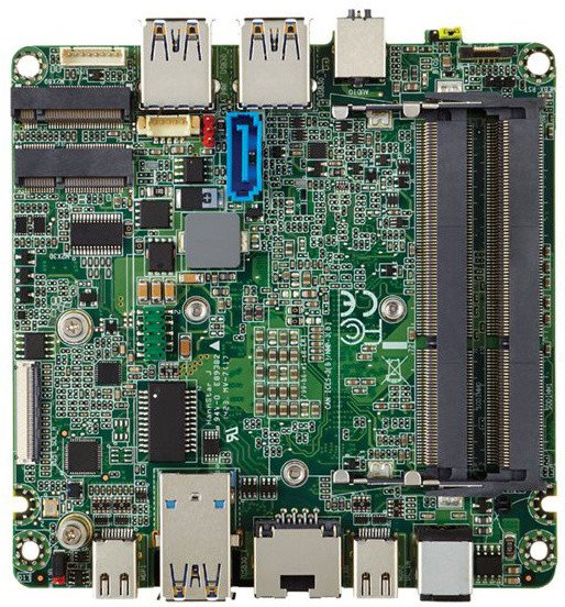 Intel NUC Board 7i5DNBE (Mini PC)
