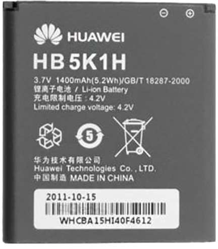 Huawei baterie HB5K1H 1400mAh Li-lon (bulk)