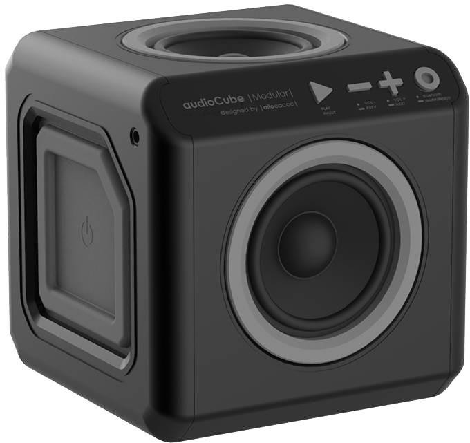 AudioCube Portable, černá