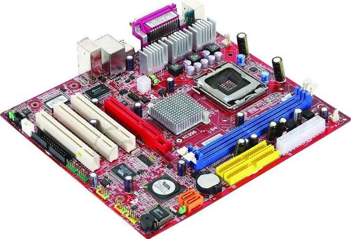 MicroStar PM8PM-V - VIA P4M800 Pro