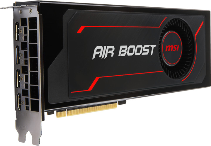 MSI Radeon RX Vega 56 Air Boost 8G OC, 8GB HBM2