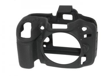 Easy Cover silikonový obal pro Nikon D7100, černá