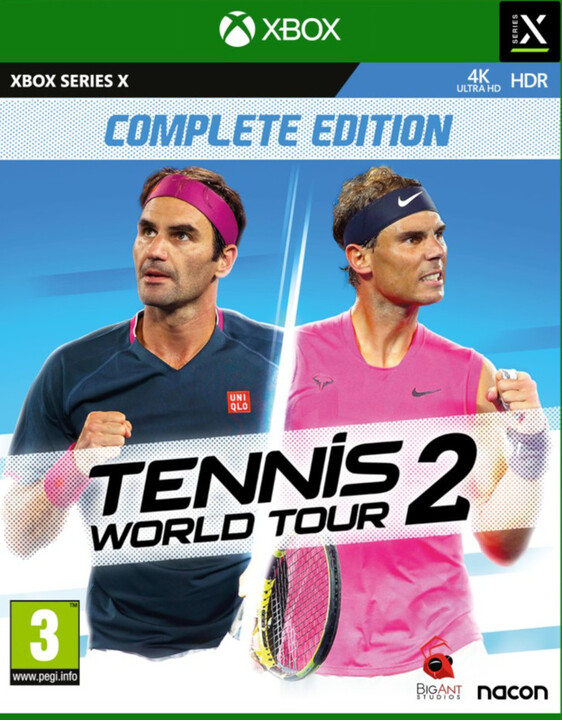Tennis World Tour 2 - Complete Edition (Xbox Series X)