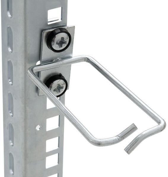 Triton vyvazovací háček RAX-D2-X44-X3, 40x40, D2, kov centr. fix