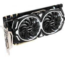MSI GeForce GTX 1060 ARMOR 6GD5X OC, 6GB GDDR5X