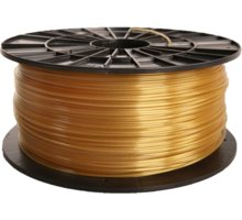 Filament PM tisková struna (filament), ABS-T, 1,75mm, 1kg, zlatá - F175ABS-T_GO
