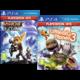PS4 HITS - Ratchet & Clank + LittleBigPlanet 3