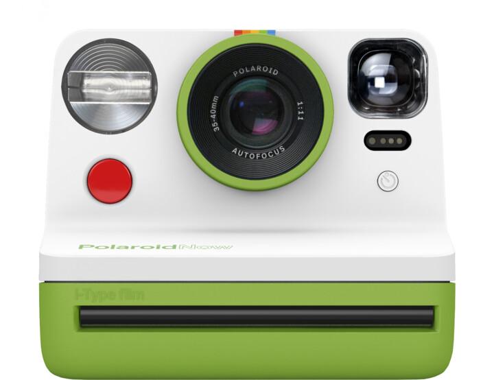 Polaroid Originals Polaroid Now, zelená