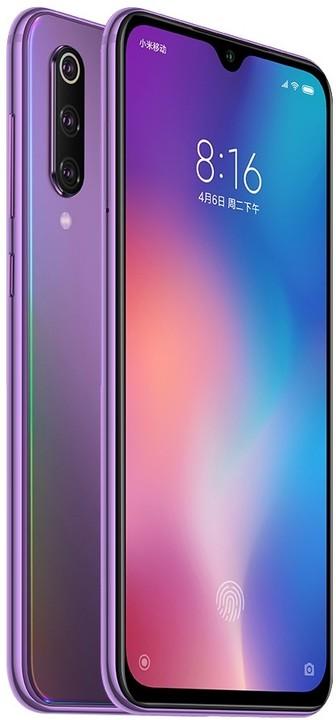 Xiaomi Mi 9SE, 6GB/128GB, Lavender Violet