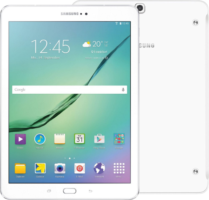 Samsung Galaxy Tab S2 9.7 32GB Wifi, bílá
