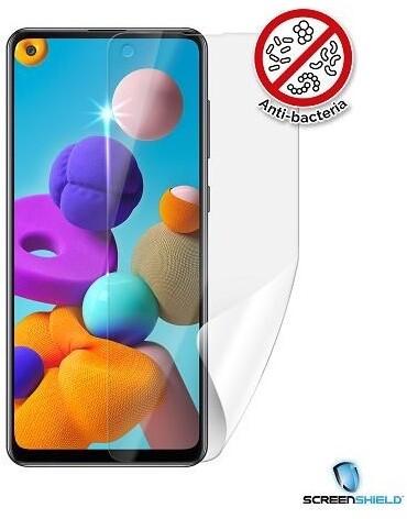 Screenshield ochranná fólie Anti-Bacteria pro Samsung Galaxy A21s