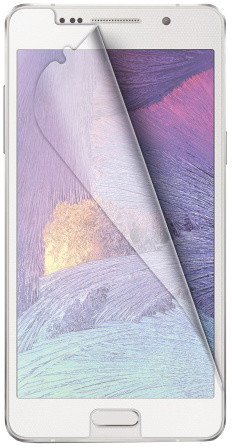 CELLY Screen protector pro displej Samsung Galaxy S6, lesklá, 2ks