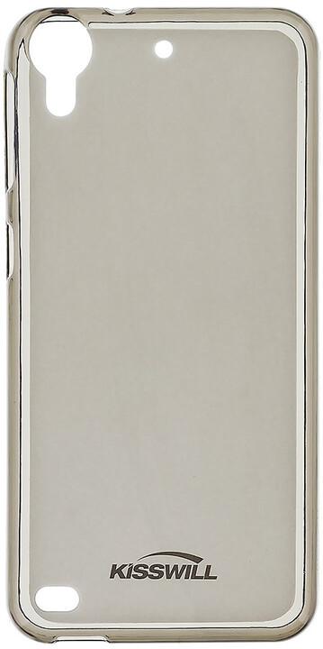 Kisswill TPU pouzdro pro HTC 628, černá