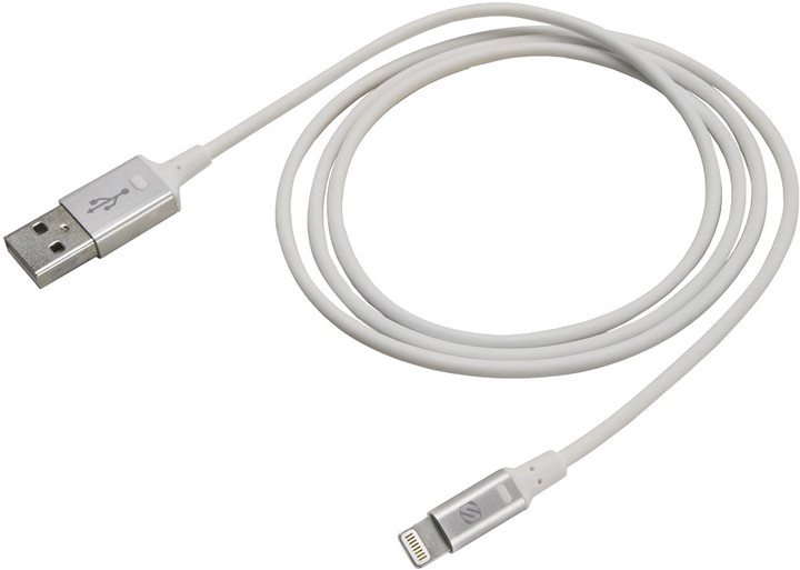 Scosche strikeLINE II SR kabel s certifikovaným Ligtninig konektorem