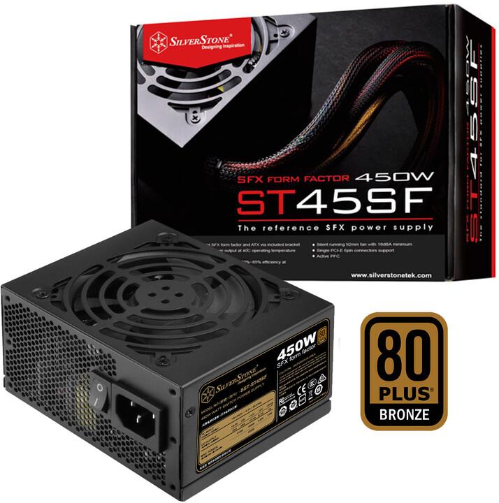 SilverStone ST45SF v 3.0 - 450W