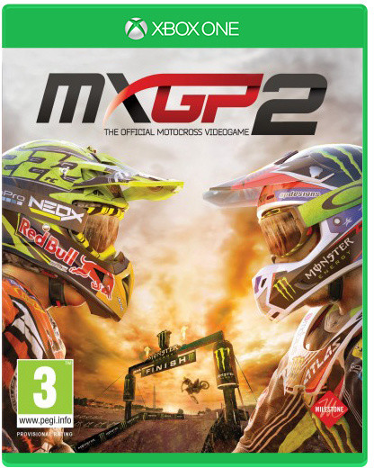 MXGP 2 - The Official Motocross Videogame (Xbox ONE)