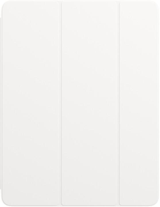 "Apple ochranný obal Smart Folio pro iPad Pro 12.9"" (4.generace), bílá"