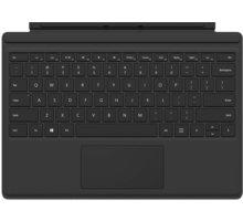 Microsoft Surface Pro 4 Type Cover, černá, ENG - FMM-00013