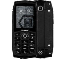 myPhone HAMMER 3, Black - TELMYHHA3BK