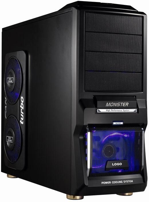 Eurocase ML 9002 Monster II, bez zdroje