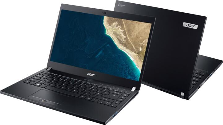 Acer TravelMate P6 (TMP648-G2-M-58DL), černá