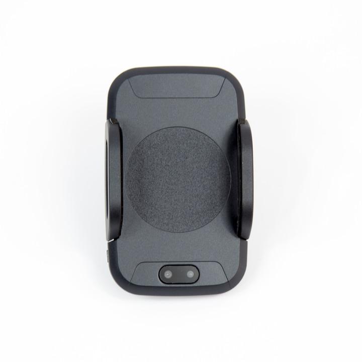 IMMAX Smart Wirelles Car Charger Holder Set, černá