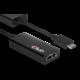 Club3D USB 3.1 TYPE C na HDMI 2.0, aktivní převodník