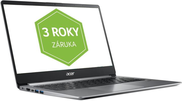 Acer Swift 3 celokovový (SF315-41G-R6FG), šedá
