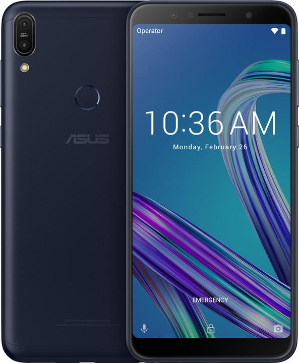 Asus ZenFone Max Pro M1 ZB602KL, 4GB/128GB, černá