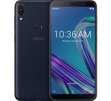Asus ZenFone Max Pro M1 ZB602KL, 3GB/32GB, černá - 90AX00T1-M01850