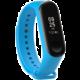 ESES náramek pro Xiaomi Mi Band 3/4, modrá