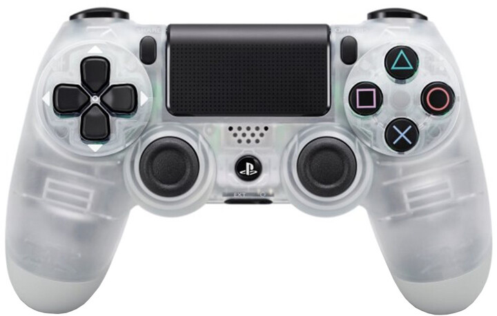 Sony PS4 DualShock 4, krystal