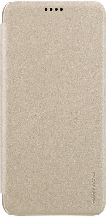 Nillkin Sparkle Folio Pouzdro pro Honor 10, zlatý