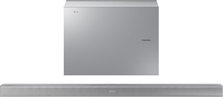 Samsung HW-J551, stříbrná
