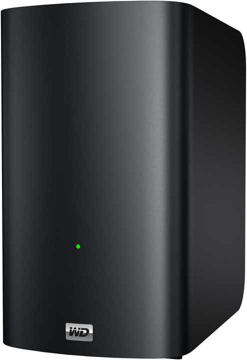 WD My Book Live Duo - 4TB