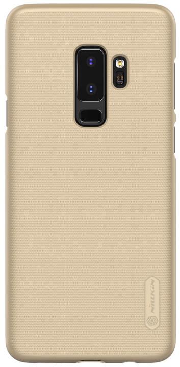 Nillkin Super Frosted zadní kryt pro Samsung G965 Galaxy S9 Plus, Gold