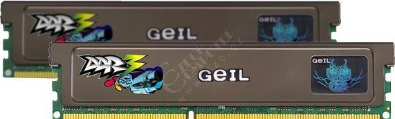 Geil Value 4GB (2x2GB) DDR3 1333 (GV34GB1333C7DC)