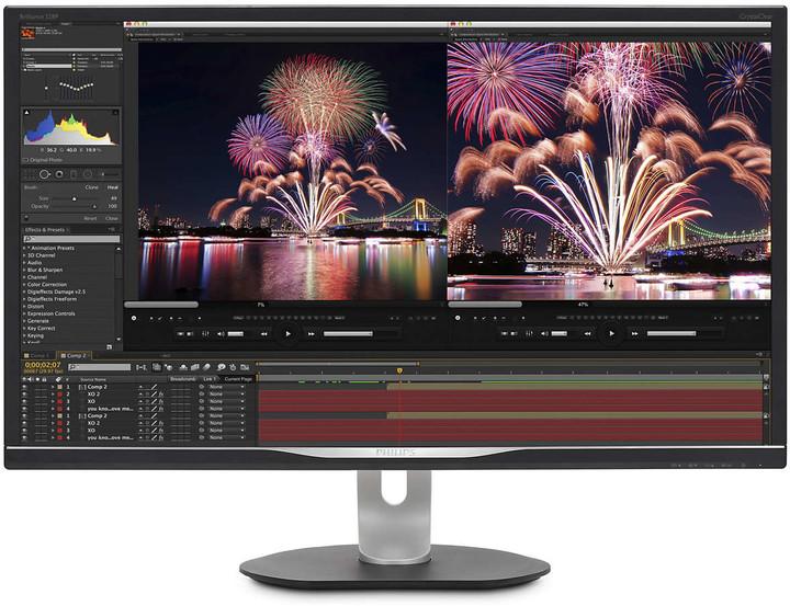 "Philips 328P6VUBREB - LED monitor 32"""
